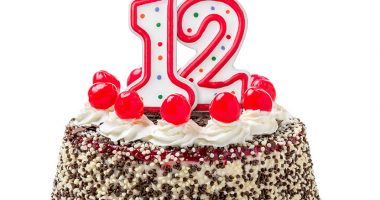 Symplectic's 12th birthday – thoughts on the past, present and future