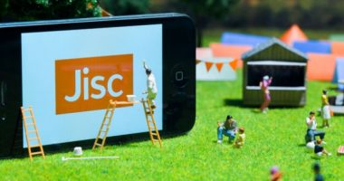 We're going to the Jisc Digital Festival