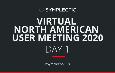 Recap: North American Virtual User Meeting 2020 1
